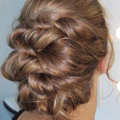 Весільні та вечірні зачіски