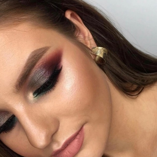 Color Smoky Eyes